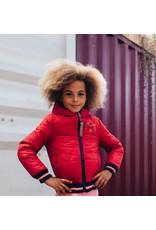 Quapi Quapi meisjes reversible winterjas Deena