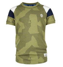 Vingino Vingino jongens t-shirt Hacalo army green