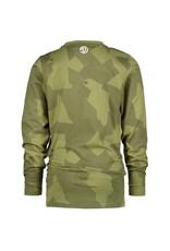 Vingino Vingino jongens shirt Hamasso army green