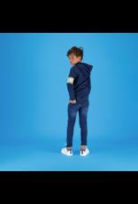 Vingino Vingino jongens hoodie Napsule dark blue