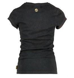 Vingino Vingino meisjes t-shirt Hosalie deep black