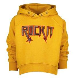 Vingino Vingino meisjes hoodie Nonsy ochre yellow