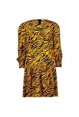 Vingino Vingino meisjes jurk Phillis ochre yellow