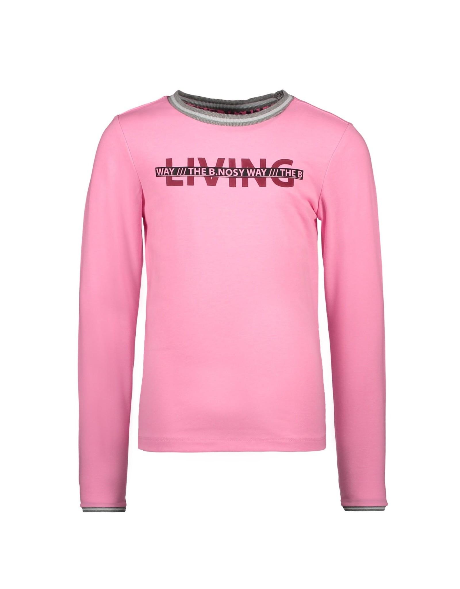 B.Nosy B.Nosy meisjes shirt Living Sorbet