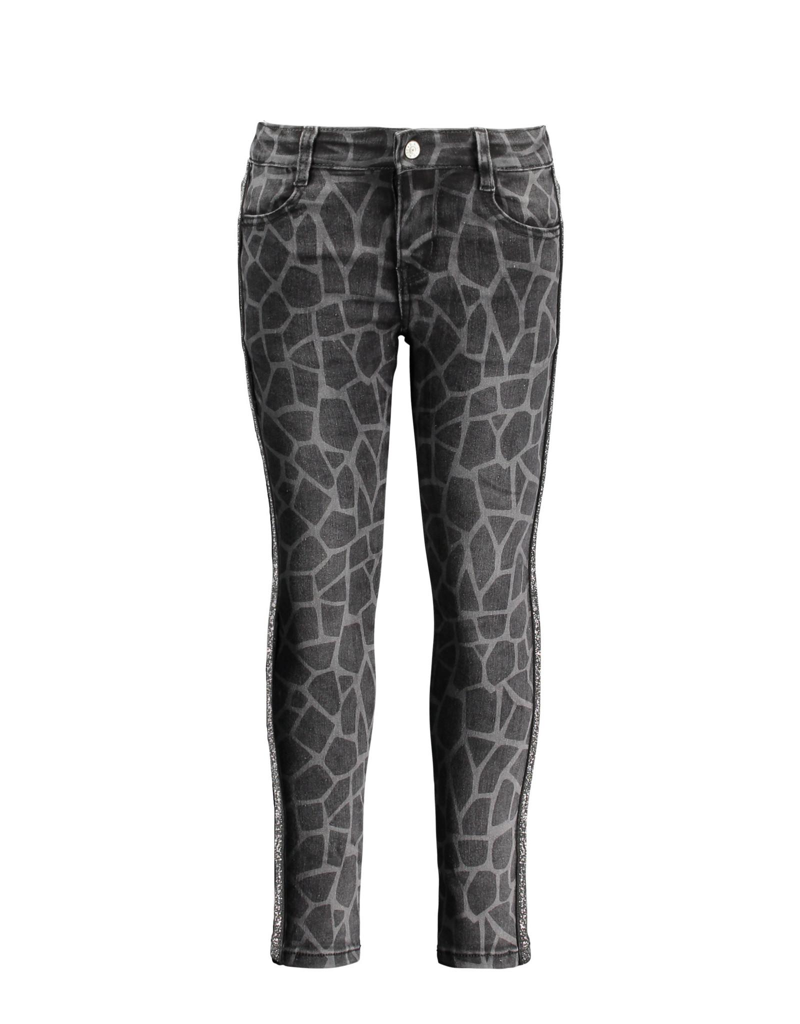 B.Nosy B.Nosy meisjes jeans Giraffe Denim