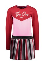 B.Nosy B.Nosy meisjes jurk The One Sorbet