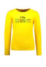 B.Nosy B.Nosy meisjes shirt Ready Lemon Chrome