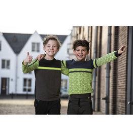 Legends jongens shirt Wijnand Yellow D.Blue