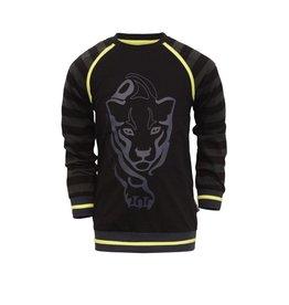 Legends Legends jongens sweater Ties Black Grey