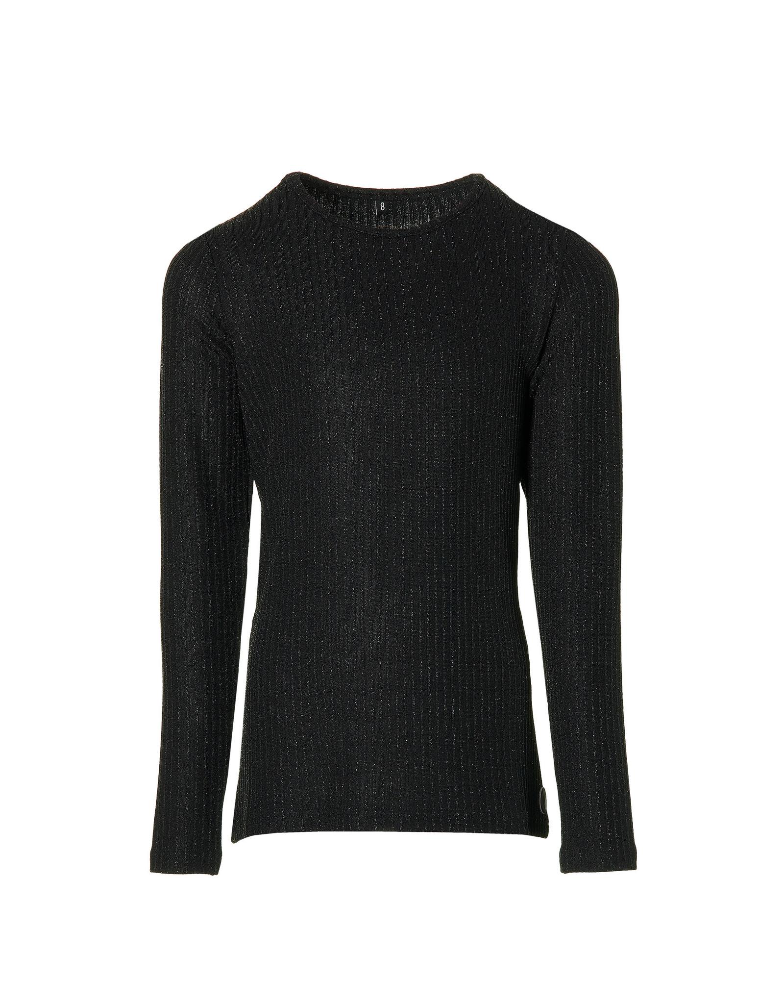 LEVV Levv meiden shirt Kamar Black