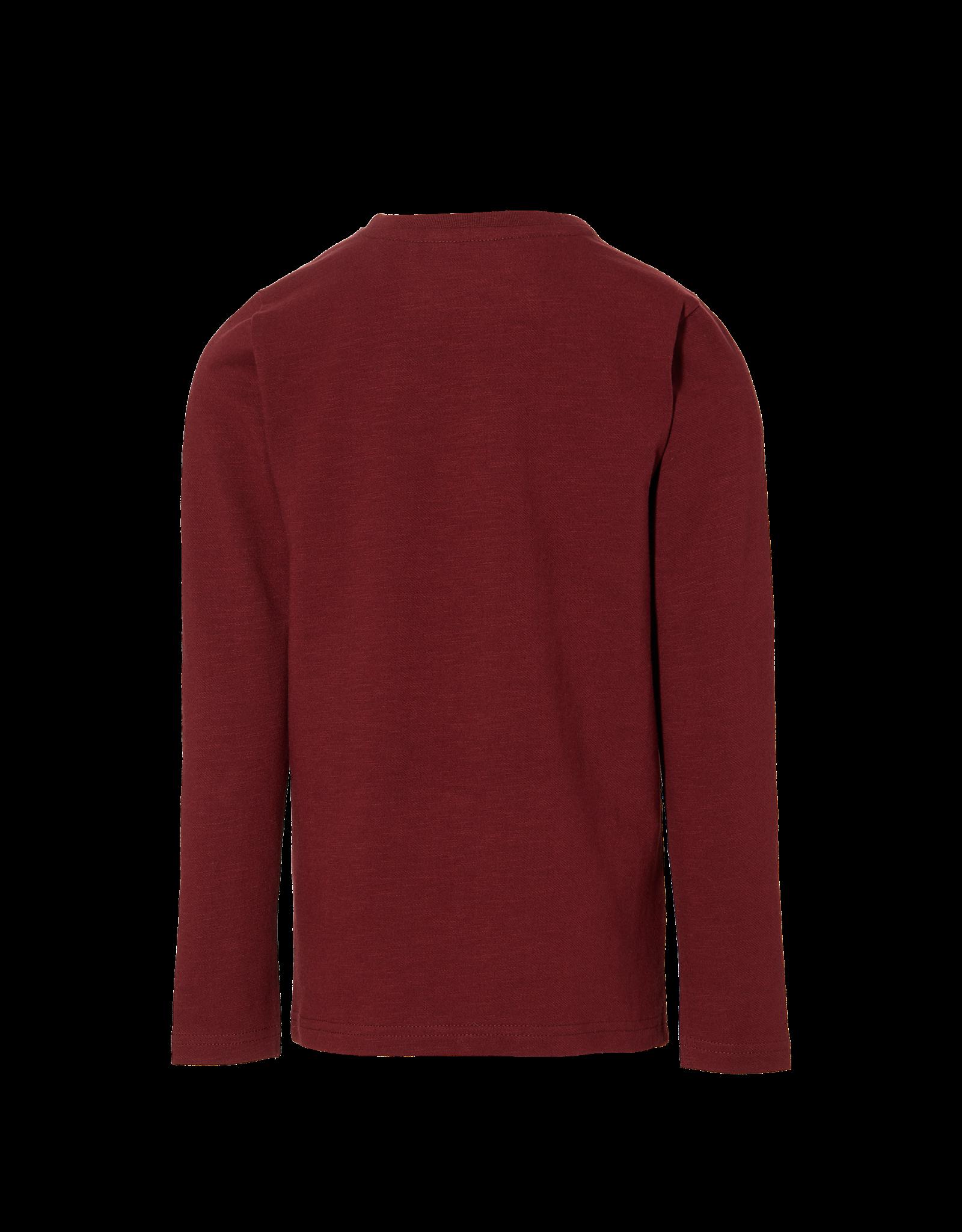 LEVV Levv jongens shirt King Winter Red