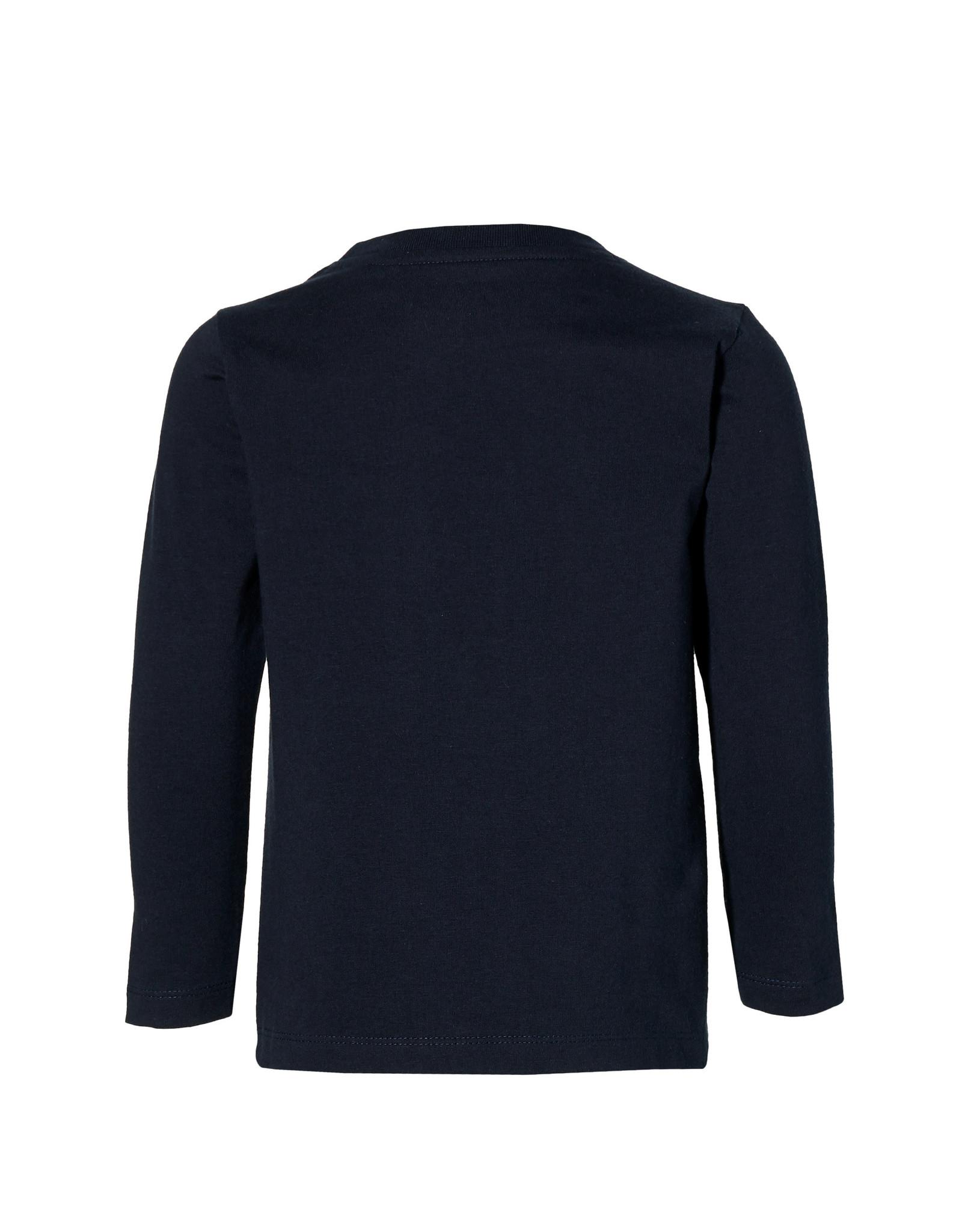 LEVV Levv jongetjes shirt Lazar Dark Blue