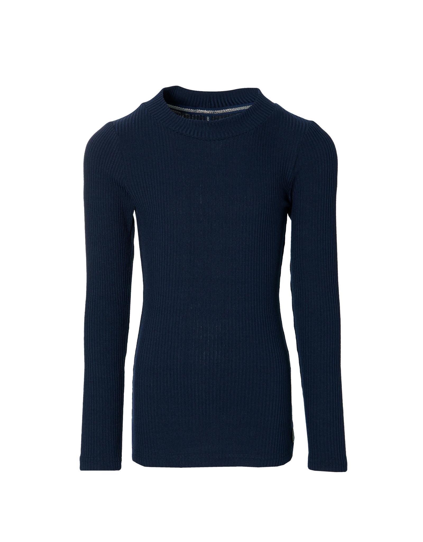 LEVV Levv meiden shirt Keetje Dark Blue