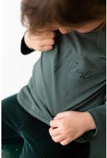 LEVV Levv meisjes sweater Lente Dark Green