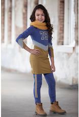 NAIS Nais meisjes jurk Femke Navy