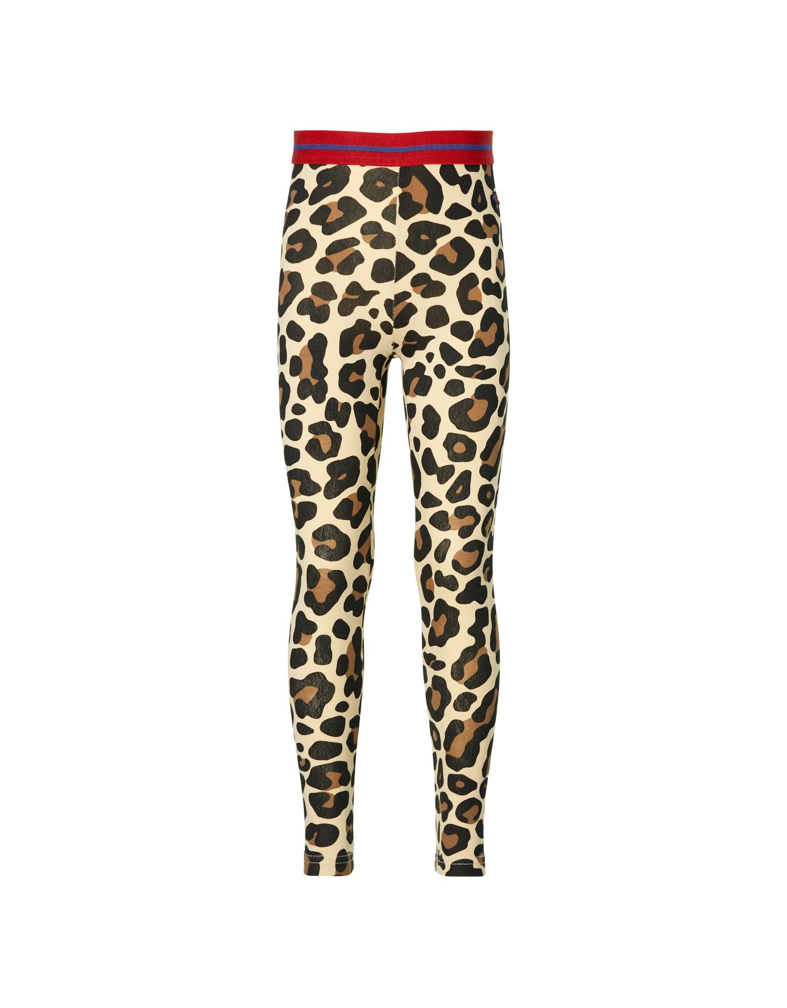 Quapi Quapi meisjes legging Diva Leopard