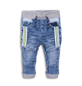 Dirkje Dirkje baby jongens jeans met bies