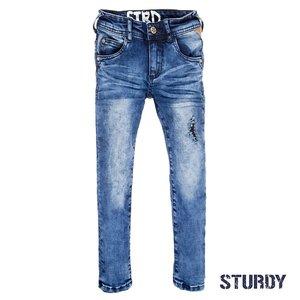Sturdy Sturdy jongens stretch spijkerbroek denim Blauw