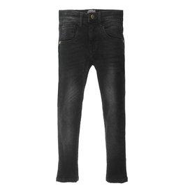Sturdy Sturdy jongens slim fit spijkerbroek Black