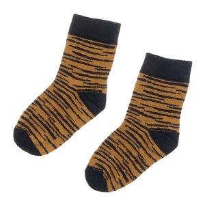 Sturdy Sturdy jongens sokken streep Bruin