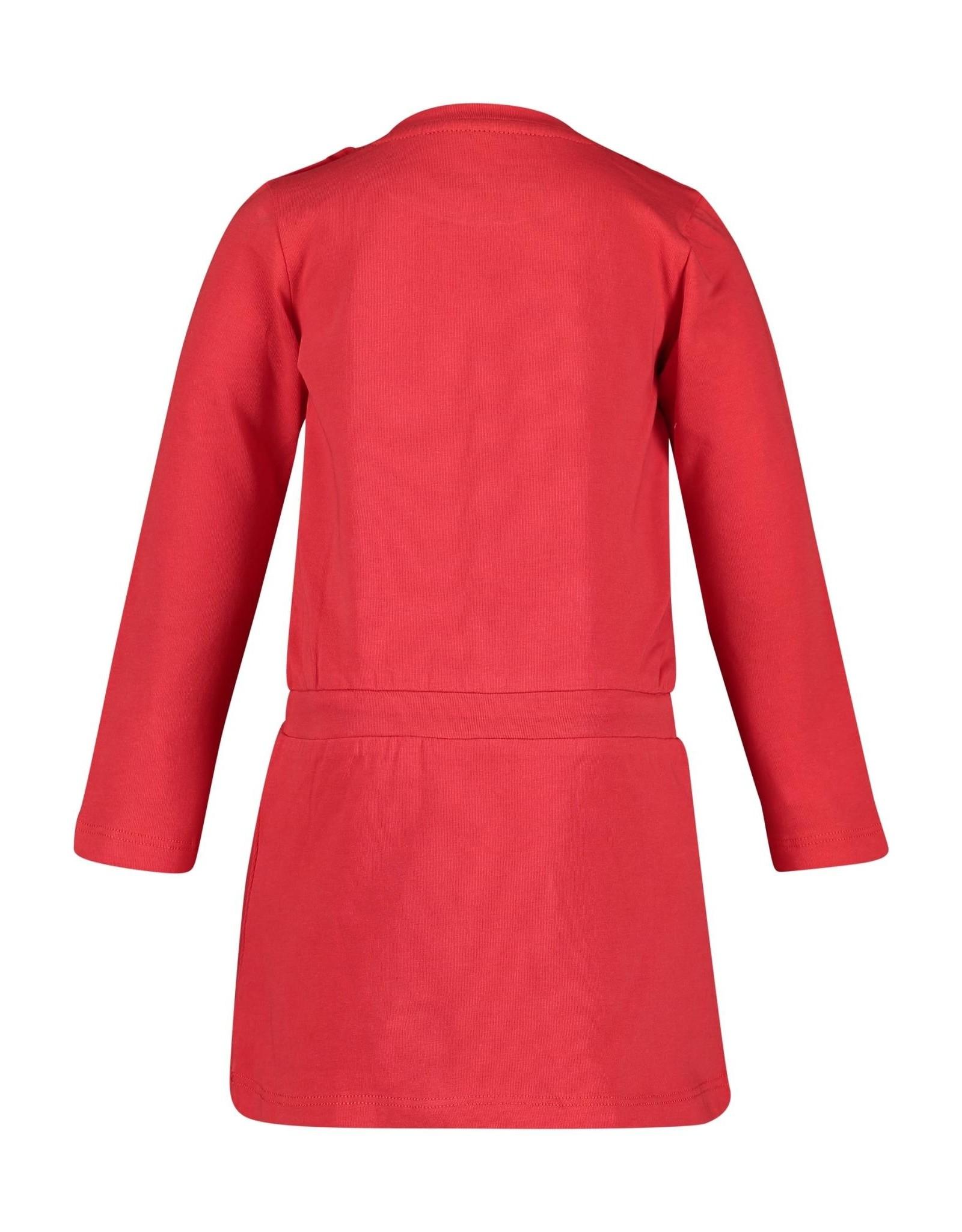 4President 4President meisjes jurk Roos Red