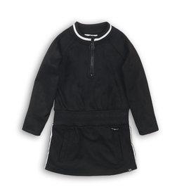 Koko Noko Koko Noko meisjes jurk met rits Black