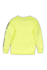 DJ Dutchjeans DJ Dutchjeans jongens sweater Don't Stop Yellow