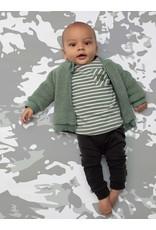Quapi Quapi newborn baby jongens vest Zeb