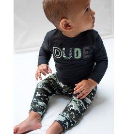 Quapi Quapi newborn baby jongens shirt Zairo