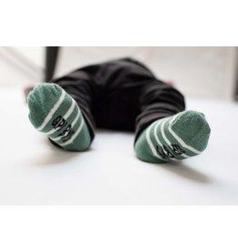 Quapi Quapi newborn baby jongens sokjes Zyan