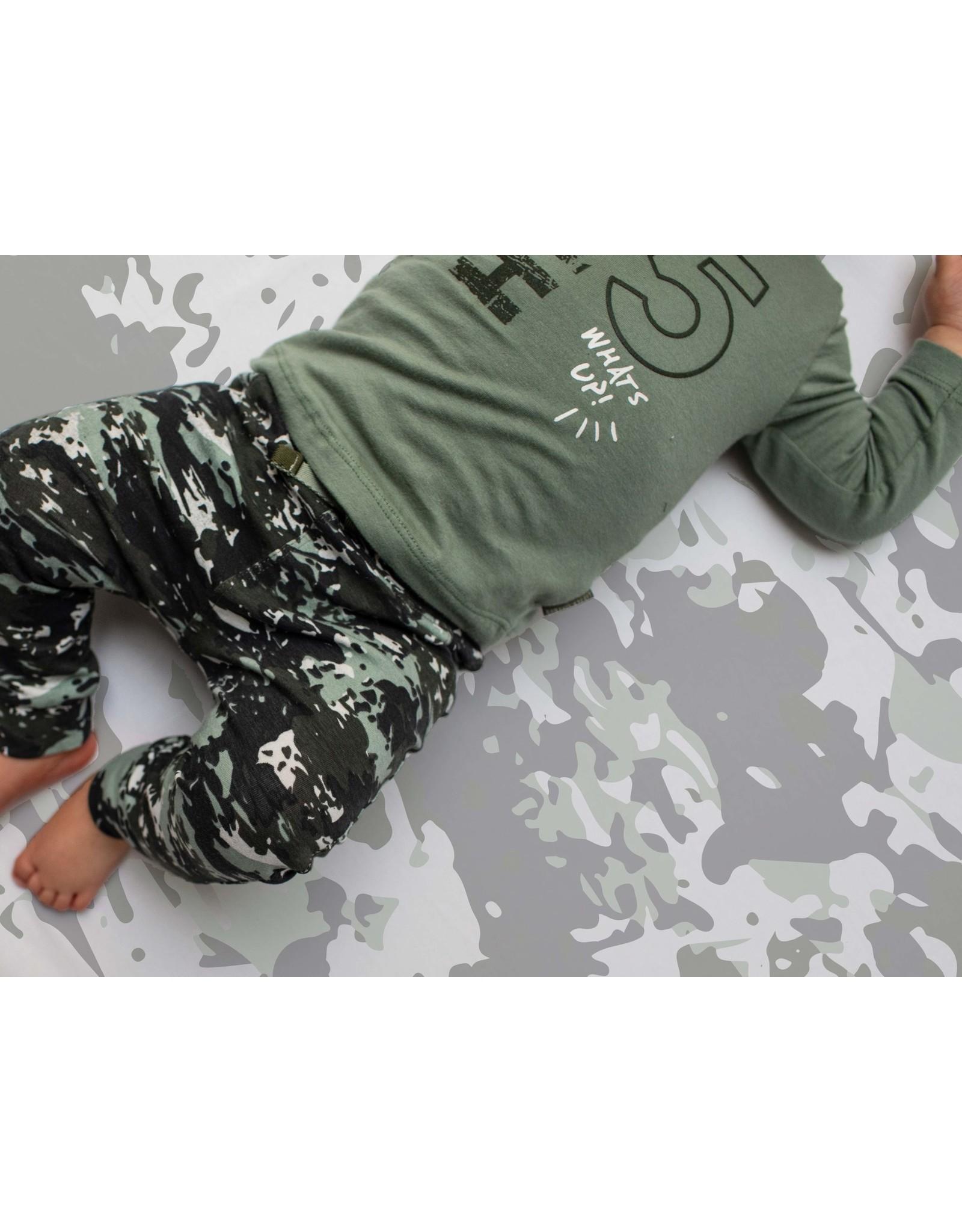 Quapi Quapi newborn baby jongens shirt Zain