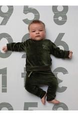 Quapi Quapi newborn baby jongens sweater Zane