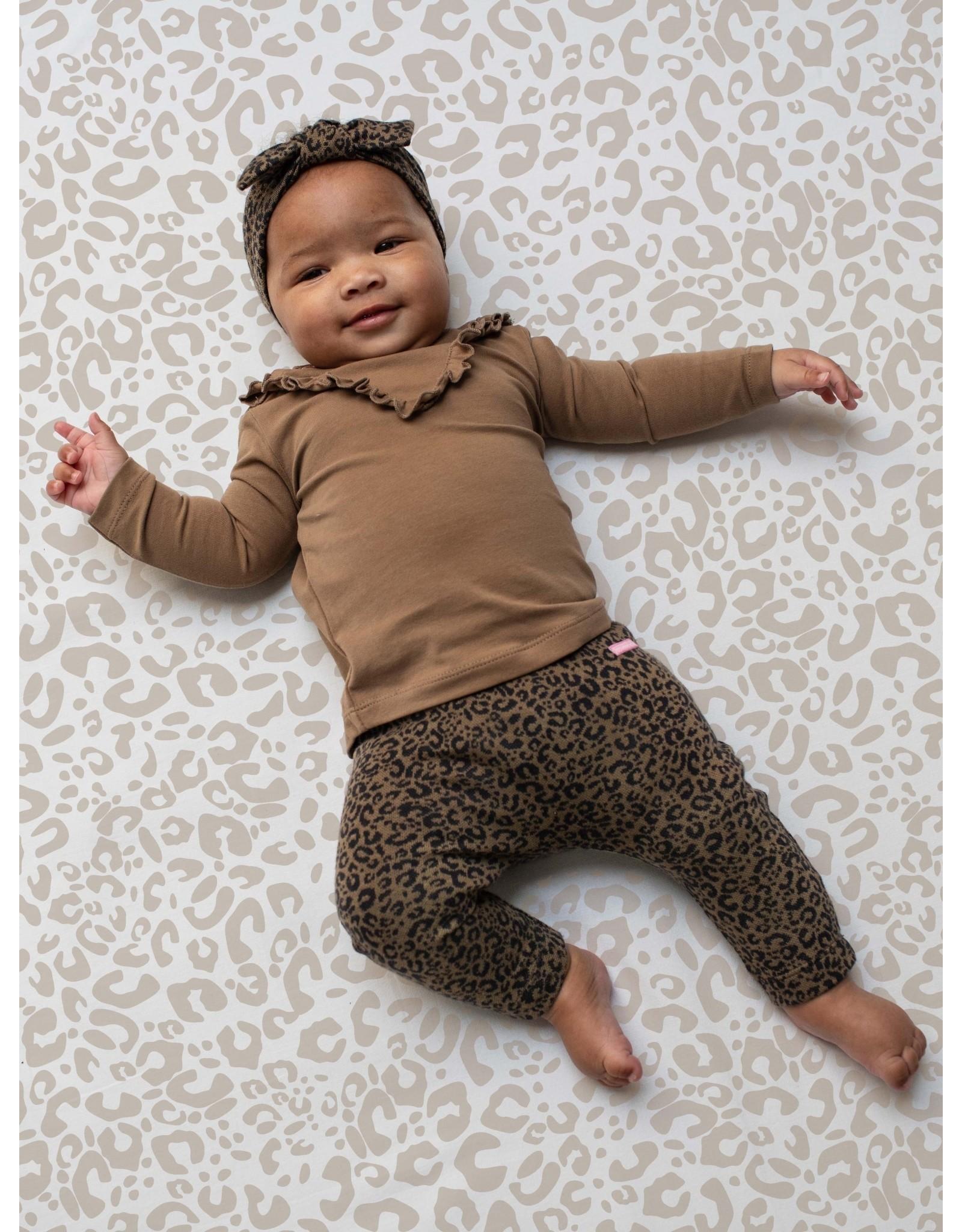Quapi Quapi newborn baby meisjes shirt Zenzi