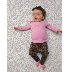 Quapi Quapi newborn baby meisjes shirt Zehra