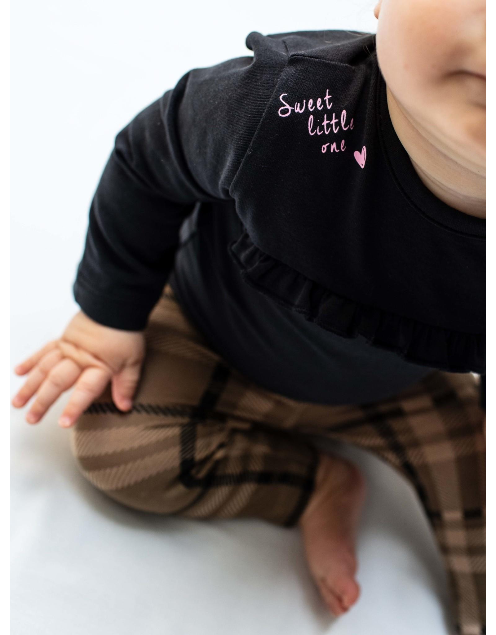 Quapi Quapi newborn baby meisjes shirt Zayra
