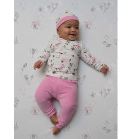 Quapi Quapi newborn baby meisjes shirt Zenna