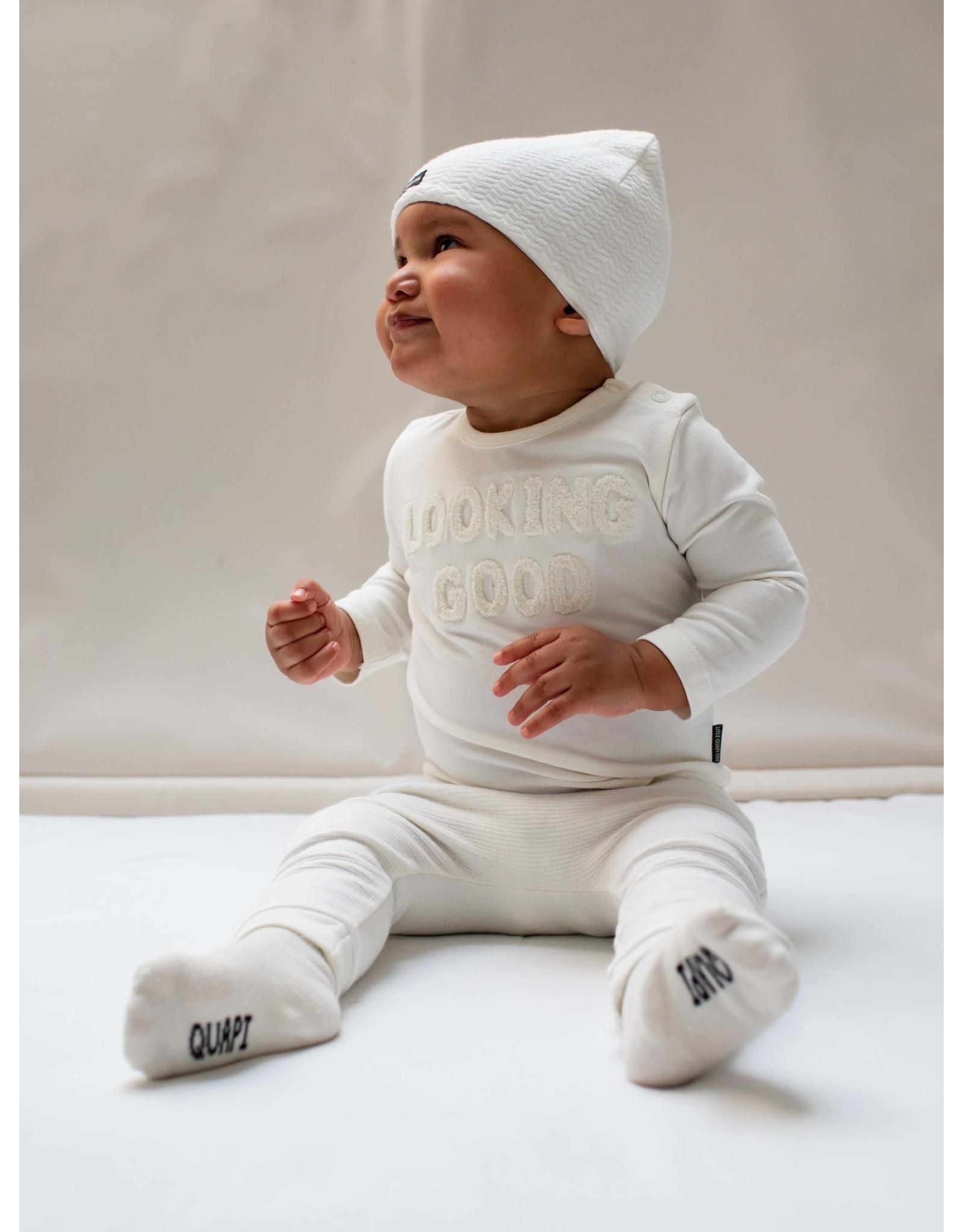 Quapi Quapi newborn baby neutraal muts Zjull