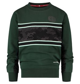 Vingino Vingino Daley Blind sweater Nenzo Moss Green