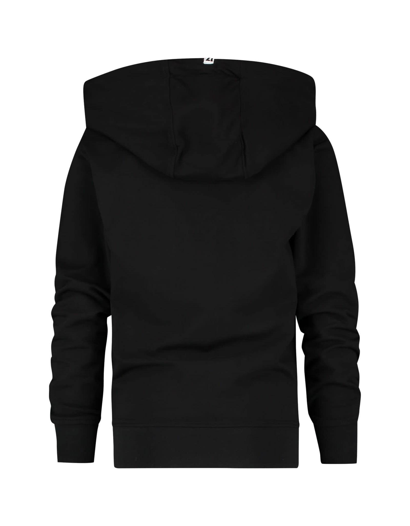 Vingino Vingino Daley Blind hoodie Nais Deep Black