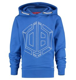 Vingino Vingino Daley Blind hoodie Nowden Techni Blue