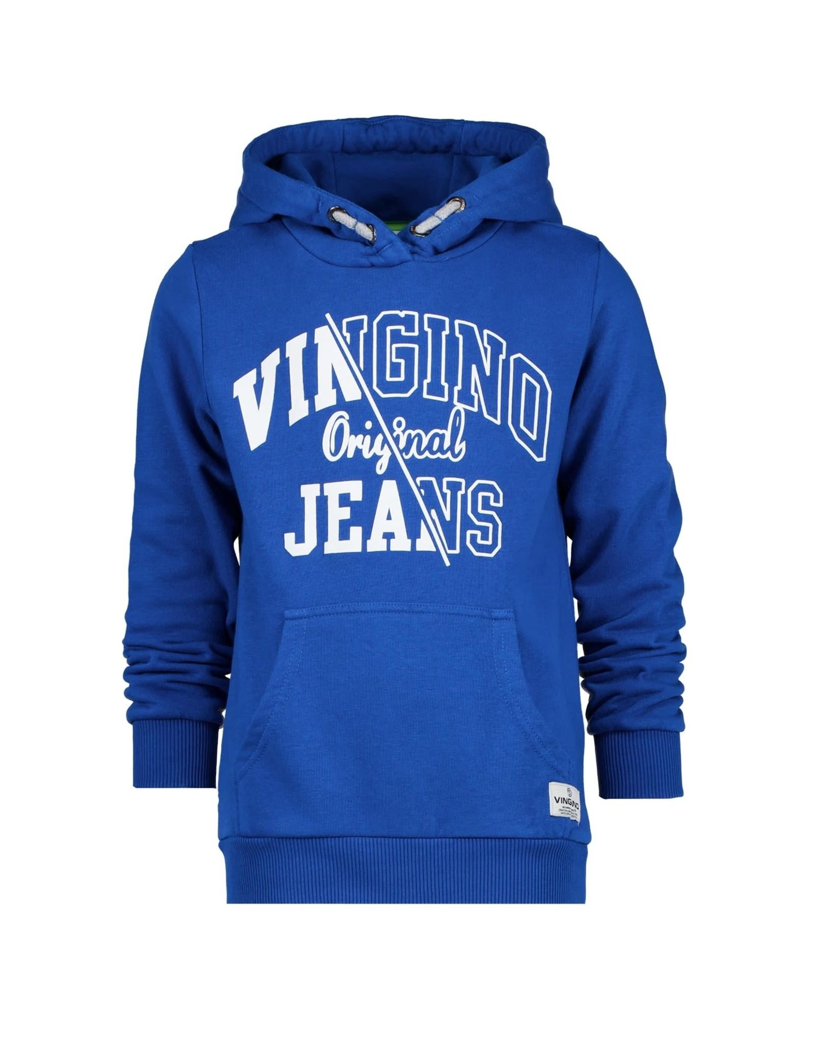 Vingino Vingino jongens hoodie Naoki Pool Blue