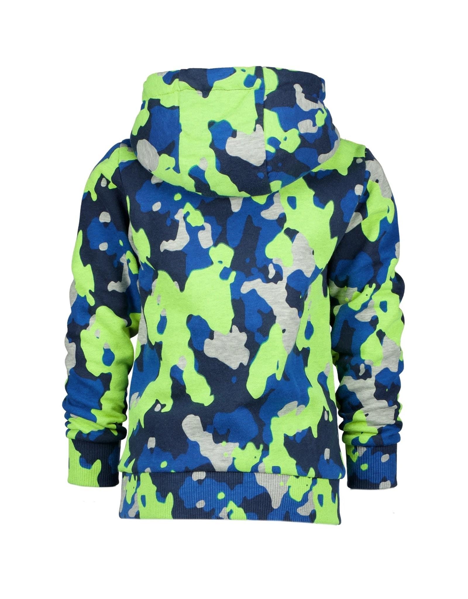 Vingino Vingino jongens hoodie Nart Grey Mele