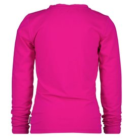 Vingino Vingino meiden shirt Jesney Dark Neon Pink