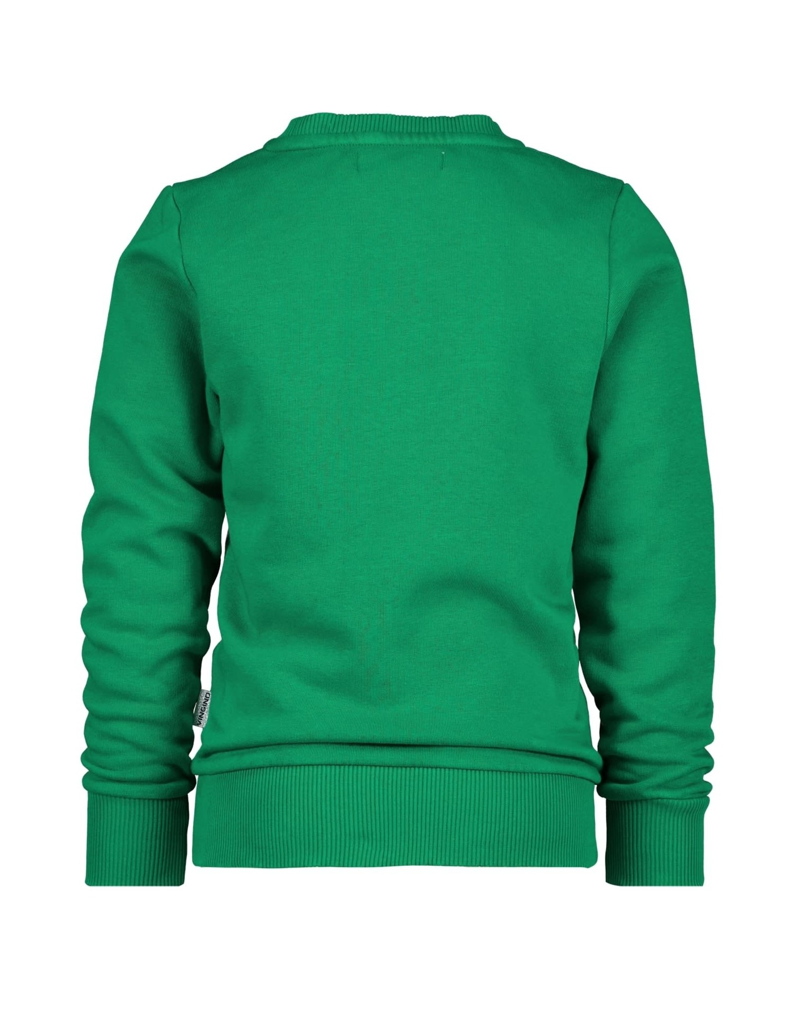 Vingino Vingino meiden sweater Nora Grass Green