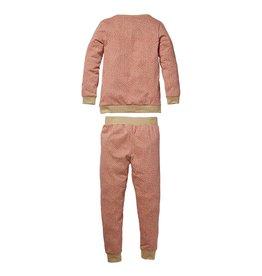 Quapi Quapi baby meisjes pyjama Pink annimal