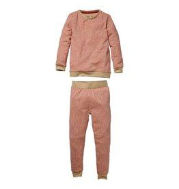 Quapi Quapi baby meisjes pyjama Puck Pink annimal