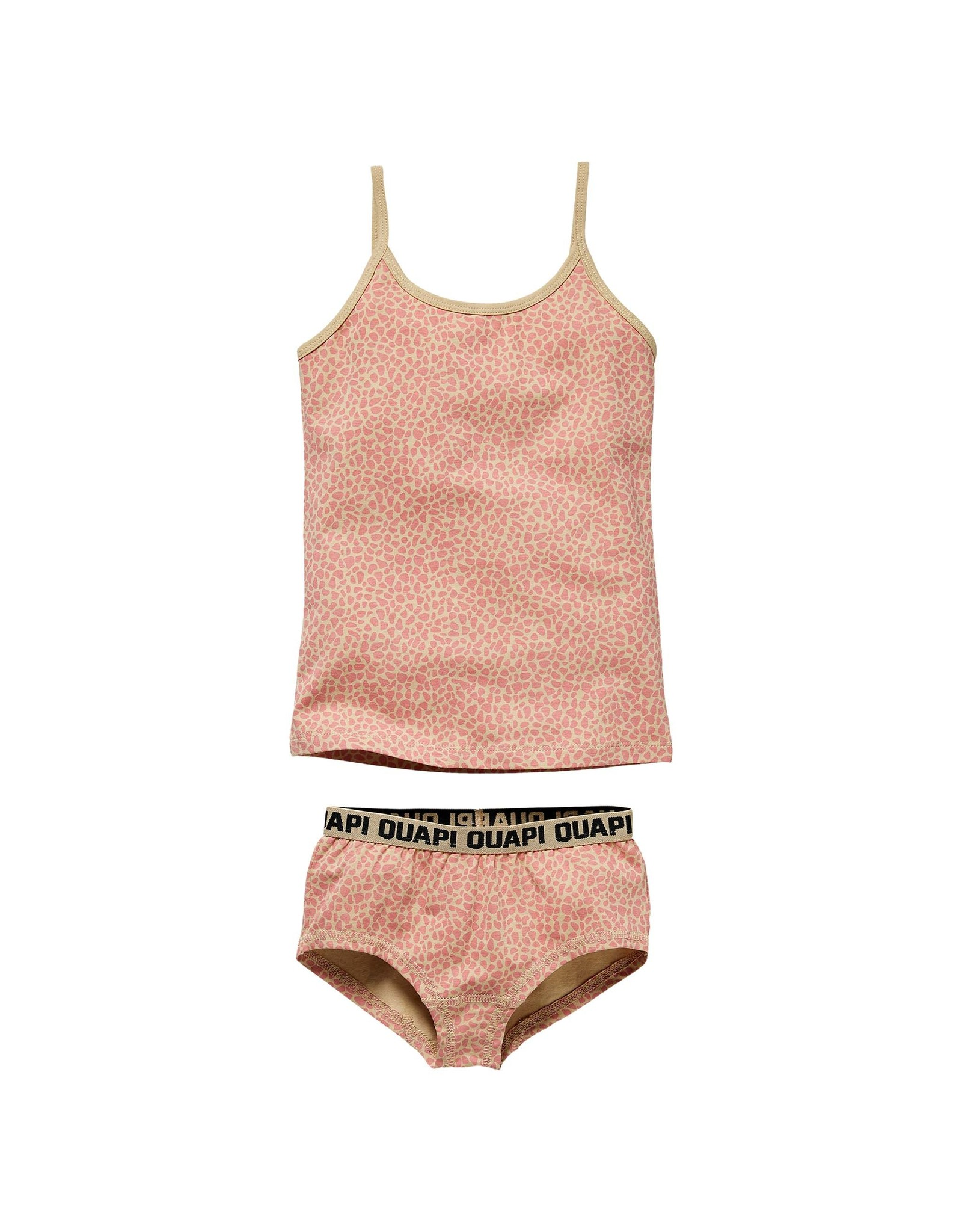 Quapi Quapi meisjes ondergoed setje Pip Pink annimal