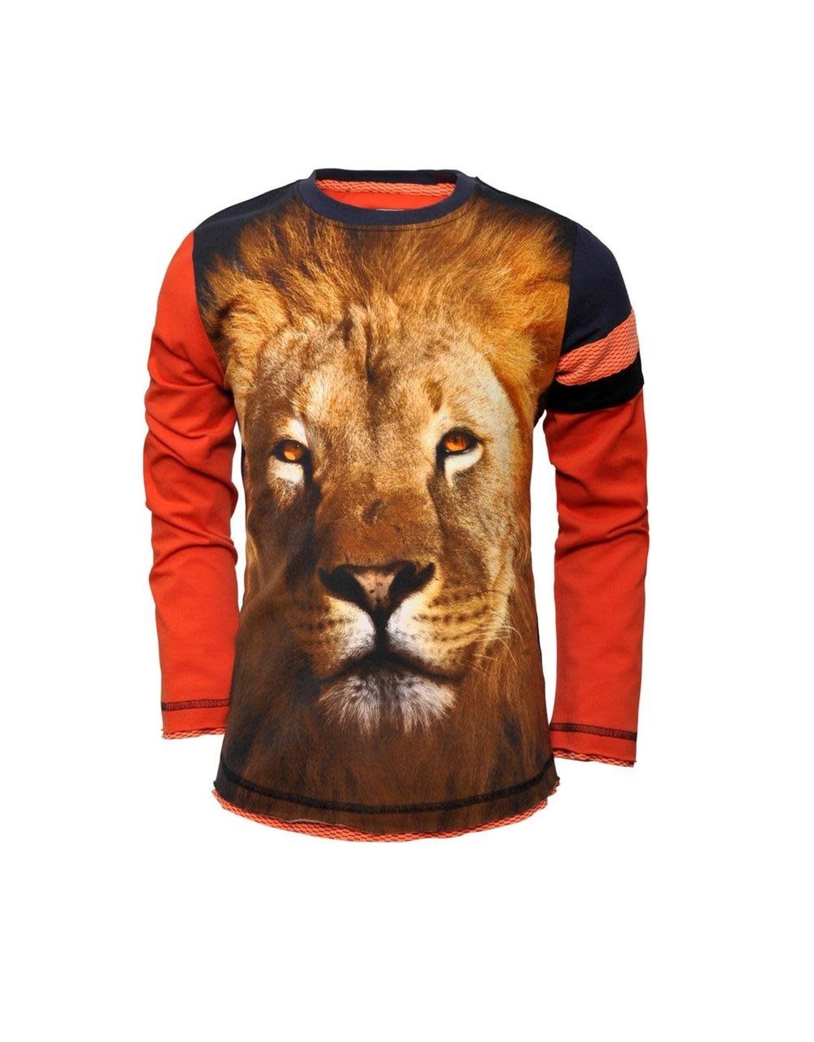 Legends jongens shirt Gerben Red