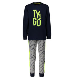 TYGO & vito TYGO & vito pyjama Nexterday Navy