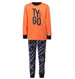 TYGO & vito TYGO & vito pyjama Nexterday Shocking Orange